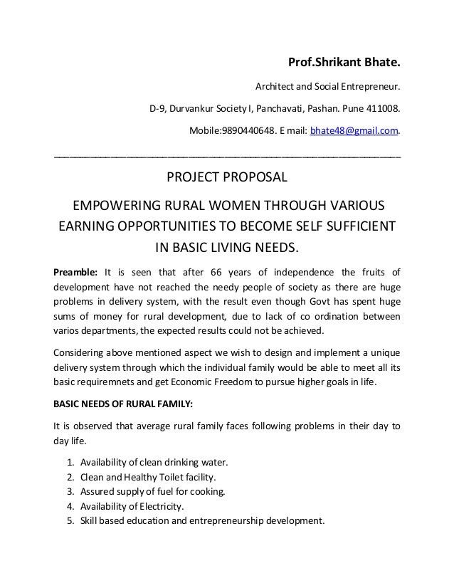 Program Proposal. 16 School Waiting Lists Program Proposal .