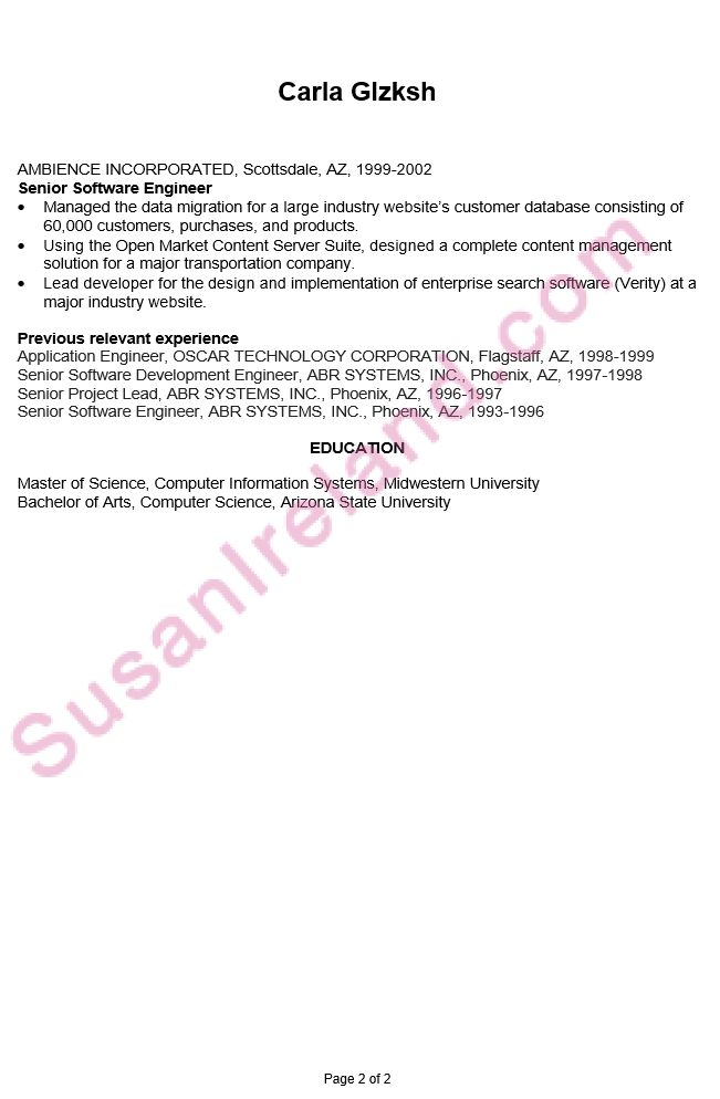 Sales Counselor Cover Letter