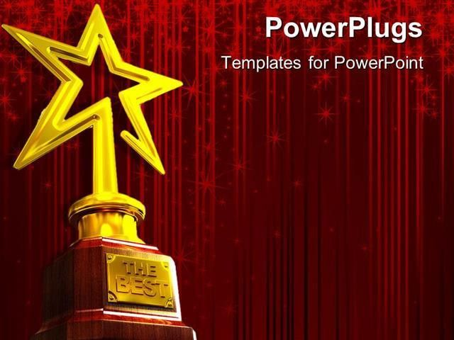 powerpoint award template create powerpoint certificate template ...