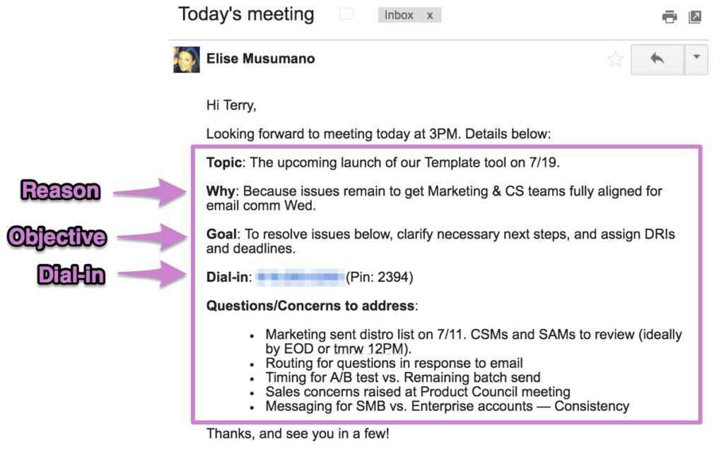 Meeting Agenda Template: How to Go In With Confidence - Yesware Blog