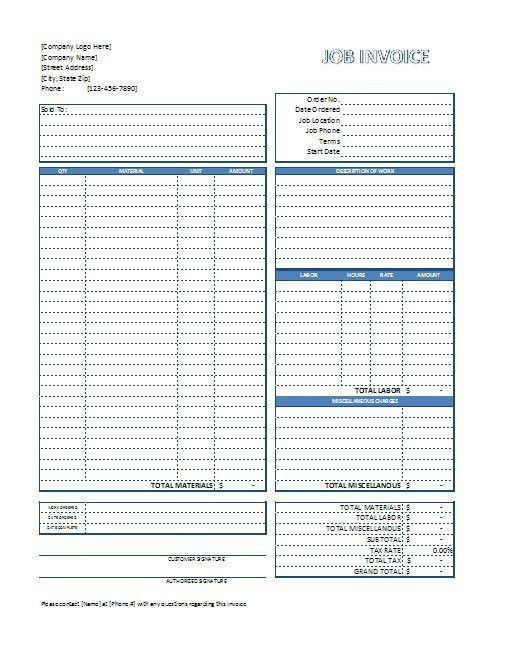 Ultrablogus Fascinating Invoice An Order With Goodlooking Invoice ...