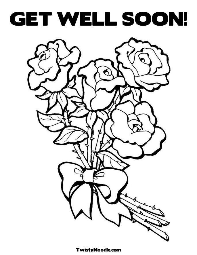 Get Well Soon Coloring Pages Christian - Corpedo.com