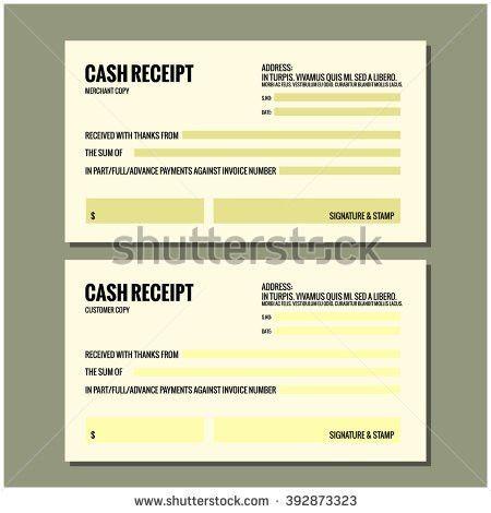 Money Receipt Design [Template.billybullock.us ]