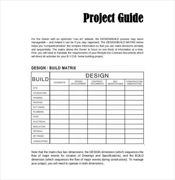 10+ Construction Budget Templates – Free Sample, Example,Format ...