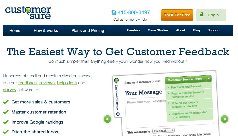 8 Customer Satisfaction Software Tools (comparison & review)