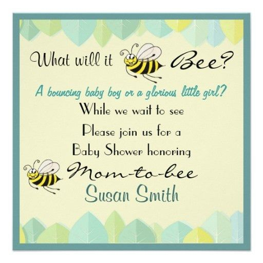 baby shower invite message samples Archives - Baby Shower DIY