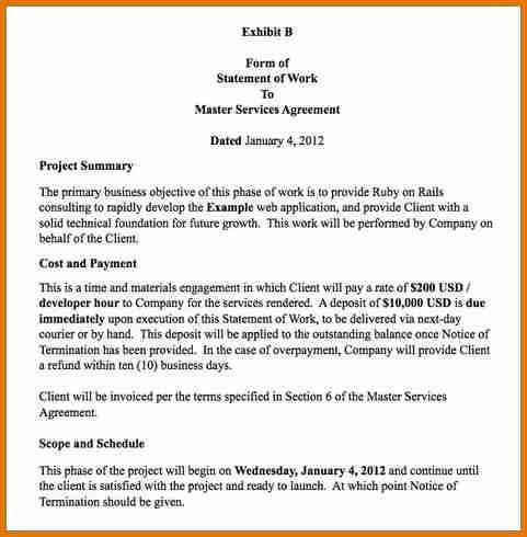 11+ marketing scope of work template | plantemplate.info