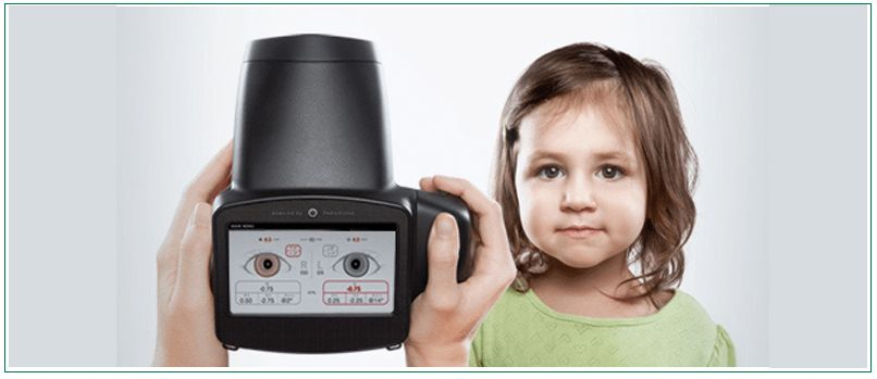 Vision & Hearing Screener | KindCare Medical Center