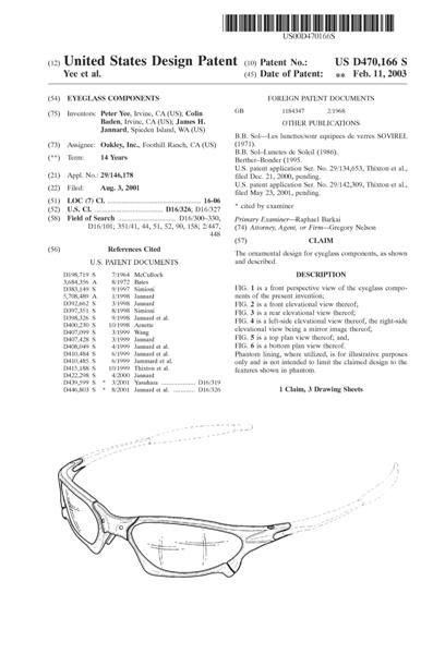 Design Patent Application, Patent to protect the design - Thoughts ...
