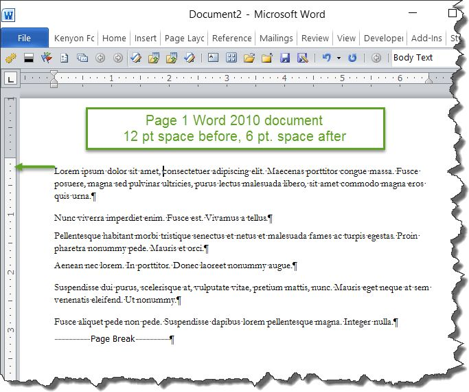 Understanding Styles in Microsoft Word - A Tutorial in the ...