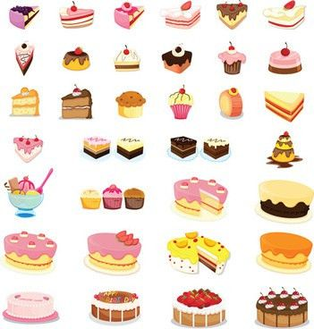 Vintage sweets cake labels free vector download (14,120 Free ...