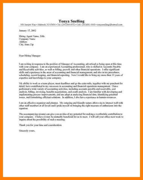 Addressing A Cover Letter. Is This A Good Cover Letter Downloads ...
