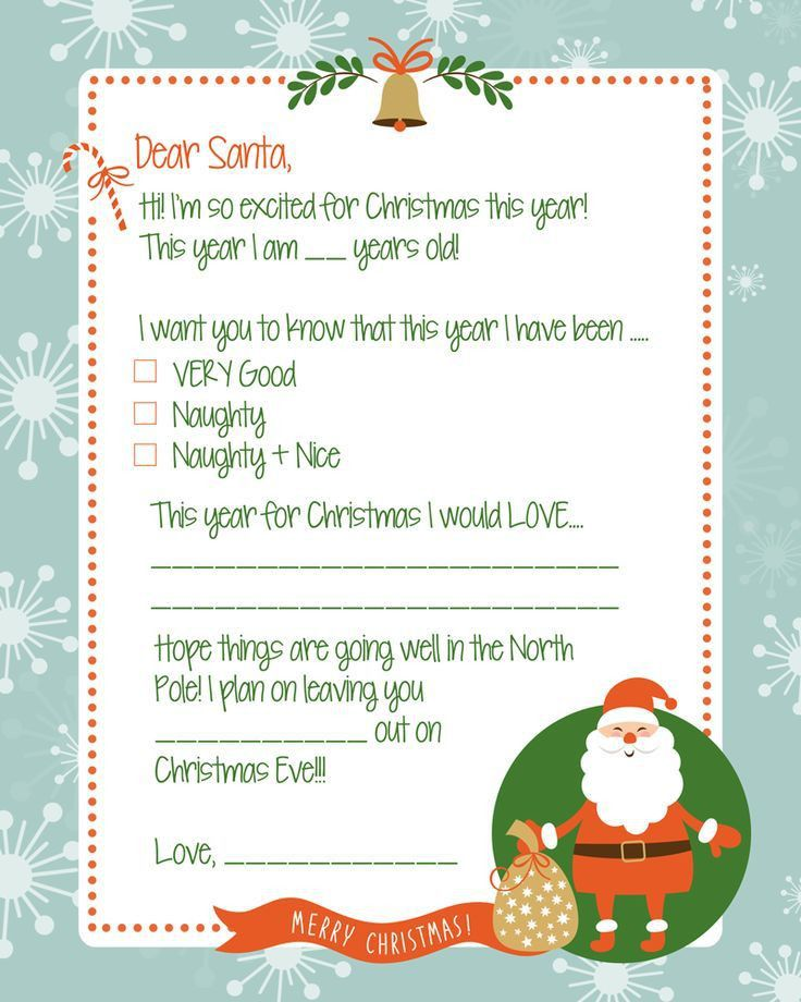 184 best Holidays - Christmas Printables images on Pinterest ...