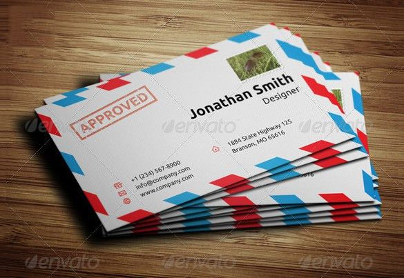 Business Envelope Template – 13+ Free Printable, Sample, Example ...