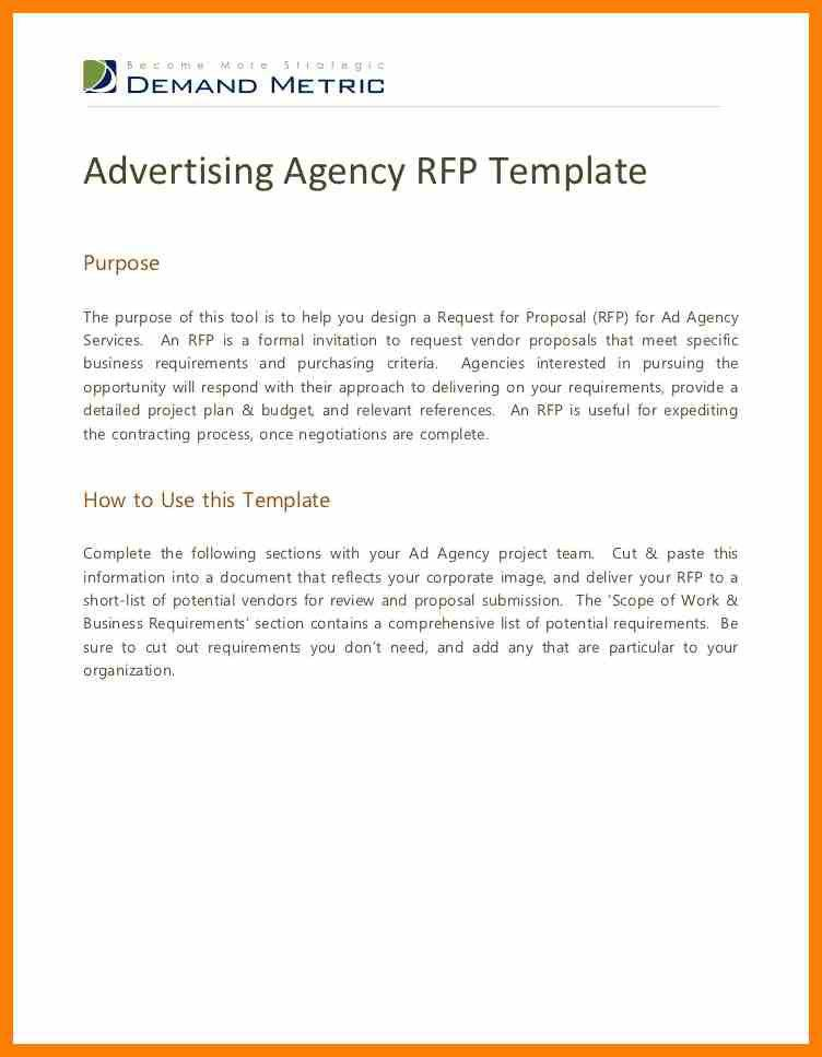 9+ advertising agency proposal template | army memo format