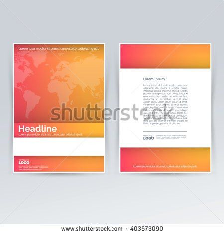 Modern Simple Business Card Template Stock Vector 206815450 ...