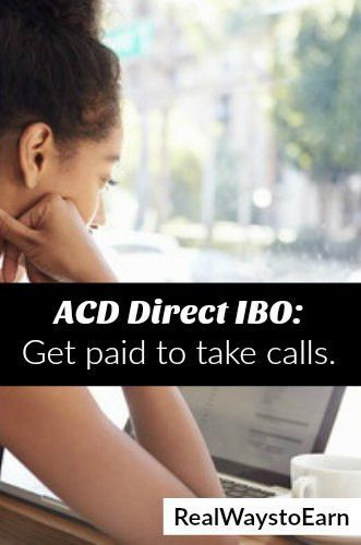 ACD Direct Work at Home Review - Be a Virtual Call Center Agent!