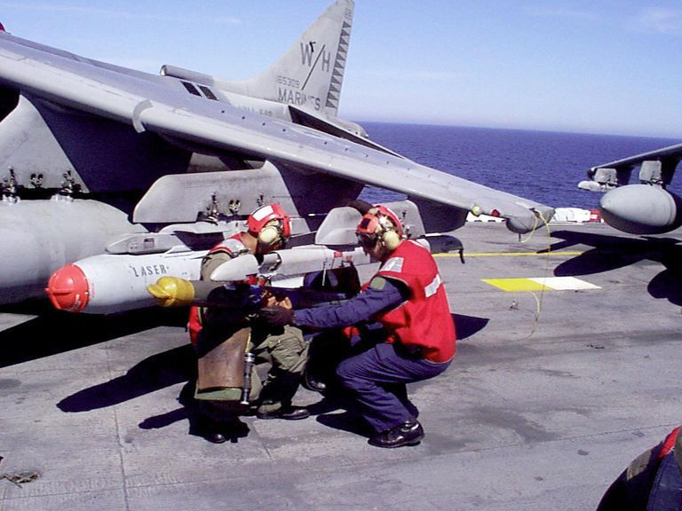 Marine Corps Job: Field 65 Aviation Ordnance