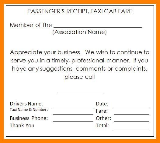 5+ taxi bills format | handy man resume