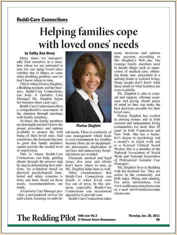 sample newspaper article - thebridgesummit.co