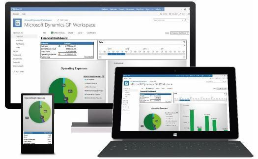 Microsoft Dynamics GP – Implementation, Consulting & Support