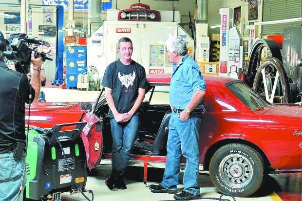 Grass Valley auto detailer filmed segment with Jay Leno | TheUnion.com