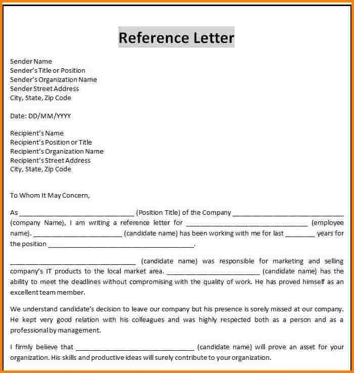 8+ blank business letter template | quote templates
