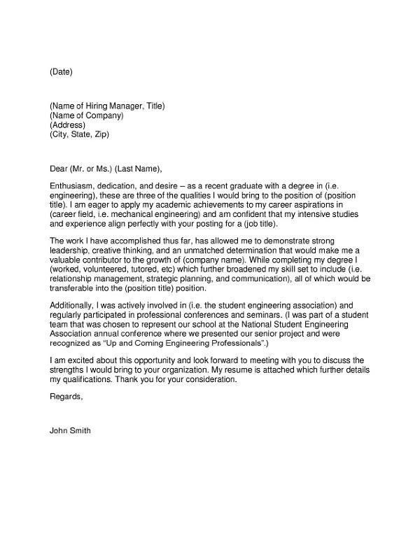 2. sample cover letter for students student cover letters college ...