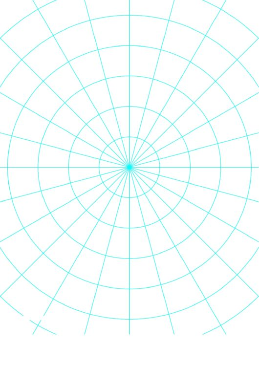 22 Polar Graph Paper Templates free to download in PDF, Word and Excel