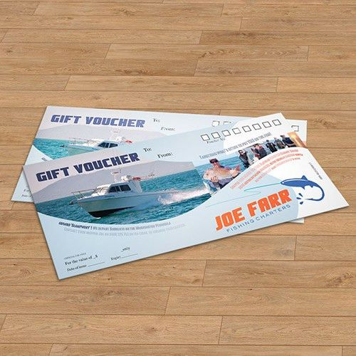 Gift Voucher Printing: Print Your Own Vouchers | Helloprint