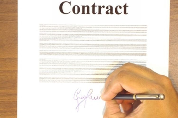 How To Write A Contract Agreement Between Two Companies | Create ...