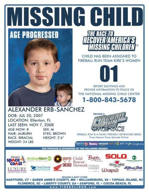 2015 Missing Child Poster Template | | mysuncoast.com