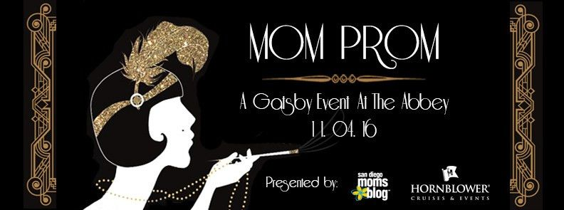 Mom Prom 2016 {Great Gatsby} + Ticket Sale Link!