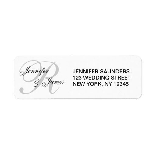 108 best Wedding Labels images on Pinterest   Wedding labels ...