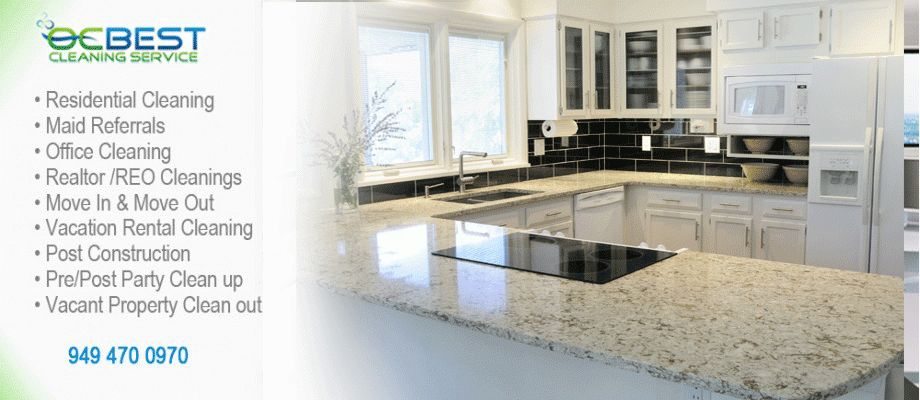 OC Best Cleaning Service: Premier Home Cleaning Services in California