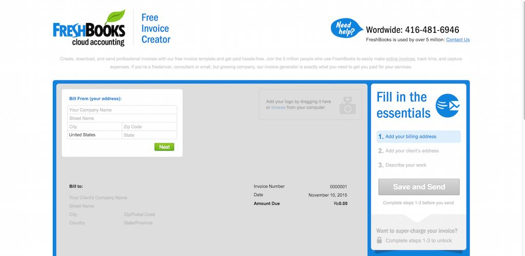 Top 10 Free Invoice Tools for Small Businesses and Freelancers ...