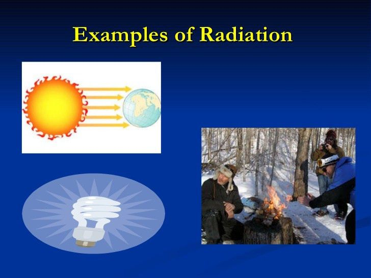 Thermal energy transfer notes