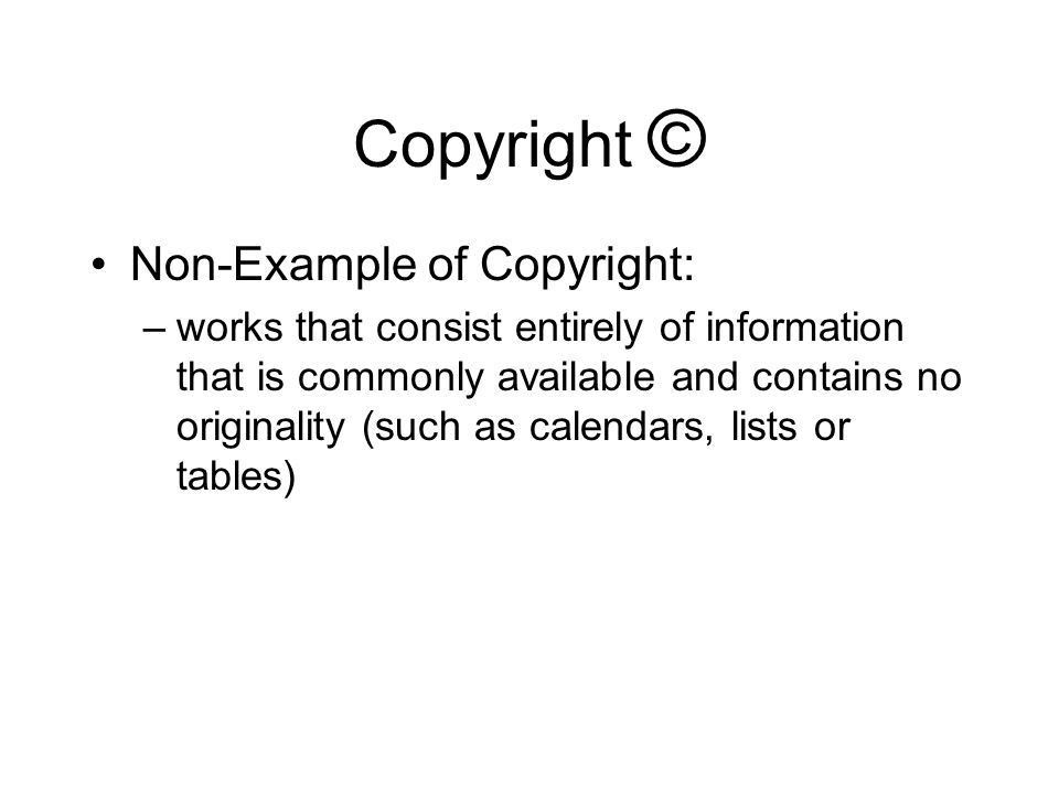 Copyright Understanding the appropriate and ethical use of ...