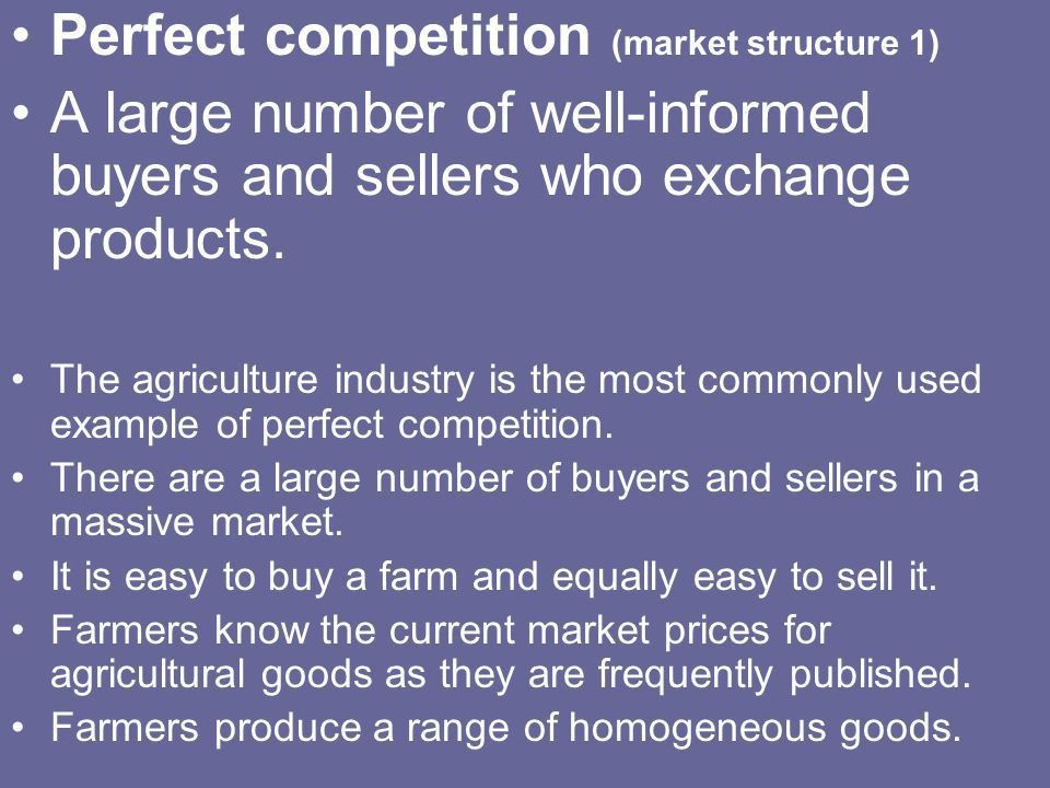 Chapter 7 Vocabulary Competition and Market Structures. - ppt download