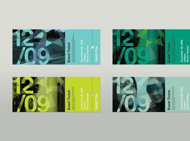 34 best Design: Ticket images on Pinterest | Print templates ...