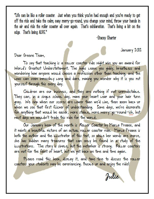 Teacher Job Cover Letters Examples First Year Teacher Cover ...