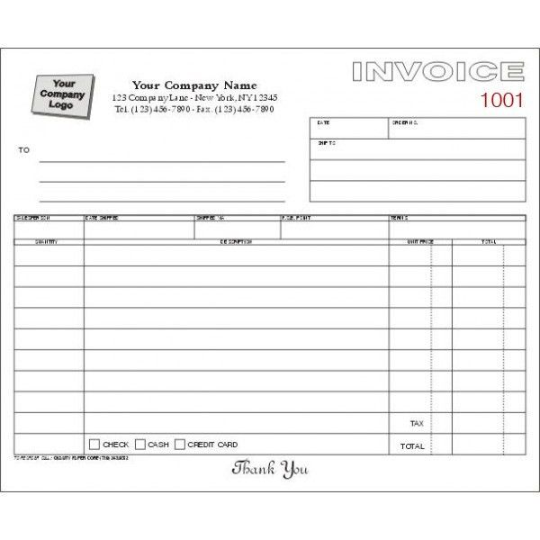 Order Forms | Receipt Forms | Invoice Forms | Sales Books | Apple ...