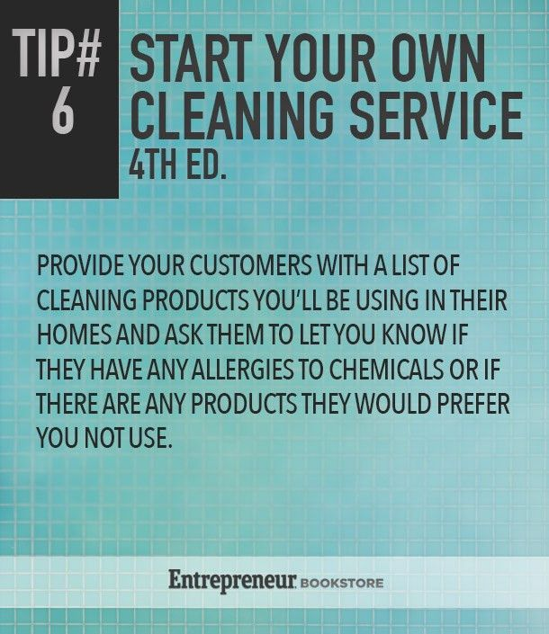How to Set Prices for a Cleaning Business   Cleaning business ...