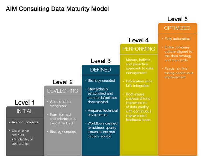 Enterprise Data Management Starts with Data Governance |AIM Consulting
