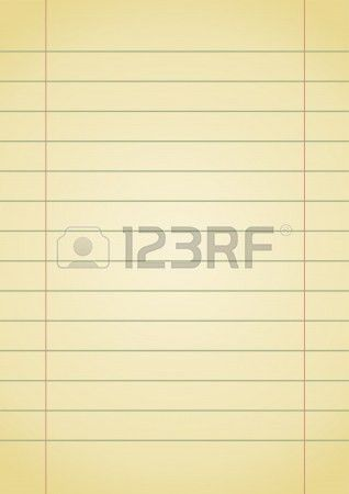 55,115 Notebook Paper Background Stock Vector Illustration And ...