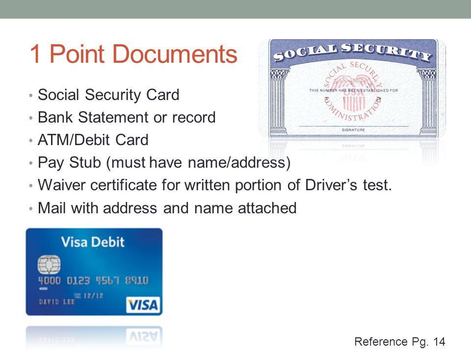 New Jersey Driver License System - ppt download