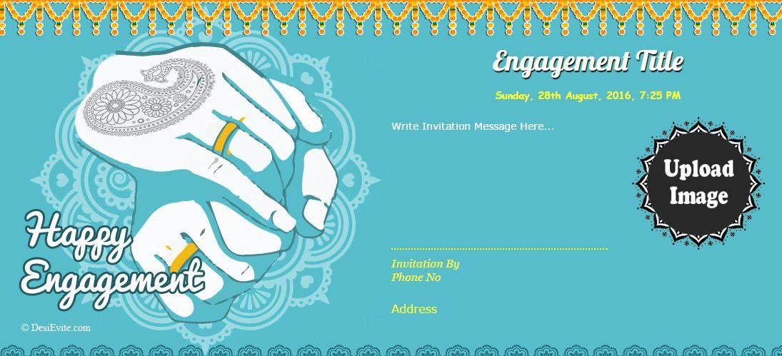 Free Hindu-Engagement-Invitation-Cards Invitation Card & Video ...