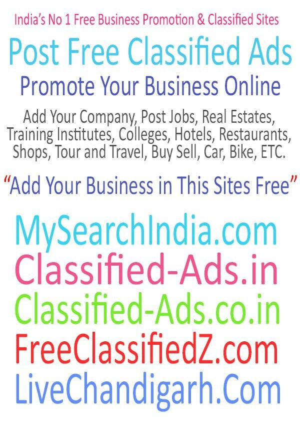 Post Free Classified Ads Online Promote Local Business Classified ...