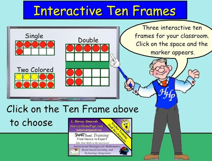 Ten Frame BINGO | Ten frames, Bingo games and Student learning