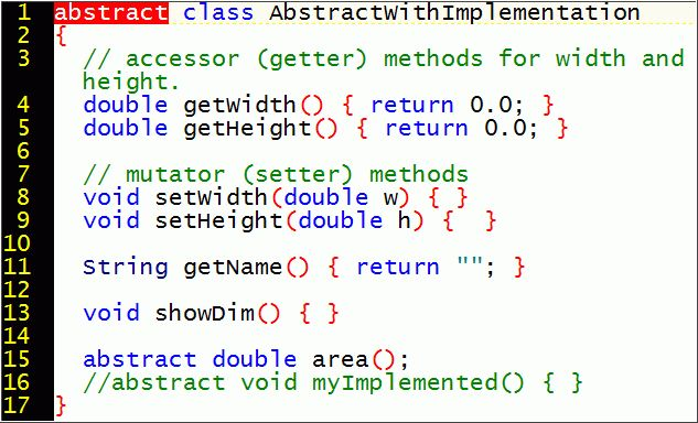 First Course in Java: Session 7